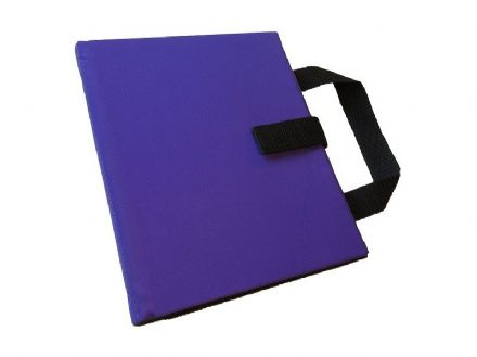Communication Book A5 - Rigid Covers - Purple